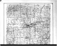 Spencer Township, Brewersville, Hardenburg, Six Mile P.O., Buena Vista - Above, Jennings County 1884